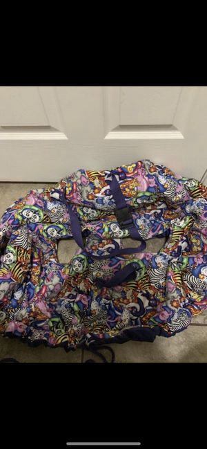 Shopping Cart cover excellent shape w/pocket for bottle and to attach toys $3firm for Sale in Laveen Village, AZ