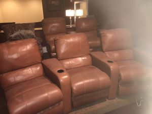 Theater chairs for Sale in Rancho Cucamonga, CA