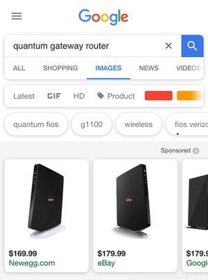 Quantum Gateway Router for Sale in Wichita, KS