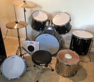 """Drum set """"Groove Percussion"""" for Sale in Tampa, FL"""
