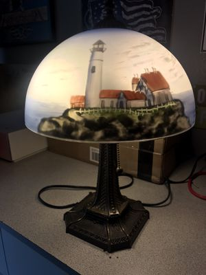 Lighthouse lamp for Sale in Laguna Niguel, CA