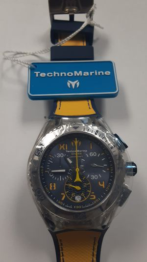 Technomarine California cruise strap chronograph stainless for Sale in North Miami, FL