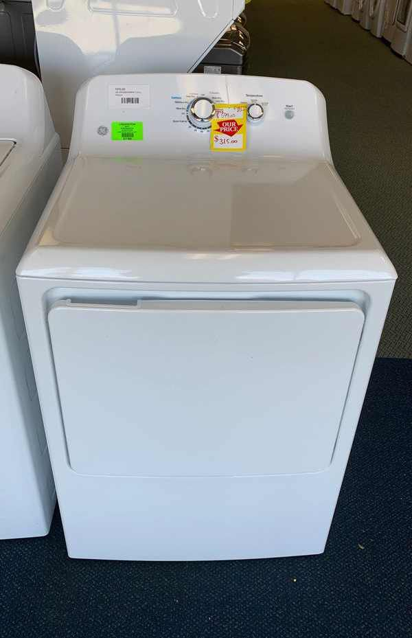 BRAND NEW!! GE WASHER AND ELECTRIC DRYER! ZZ