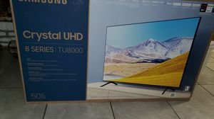 Samsung 50 inch class crystal UHD smar tv for Sale in City of Industry, CA