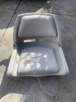 New boat seat come with pedestal. for Sale in Alameda, CA