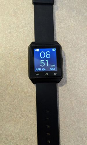 Authentic New Q7 Smart Watch. For Android or iPhone 🔥 for Sale in Davenport, FL