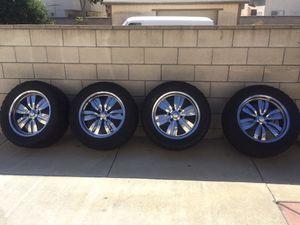 Silverado Rims for Sale in Irwindale, CA
