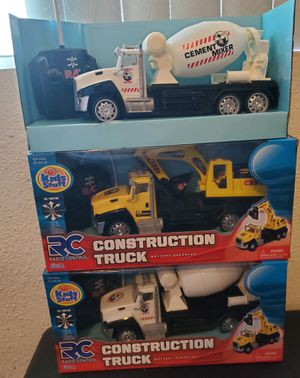 New remote control construction truck $12 each for Sale in Riverside, CA