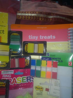 Large Lot of home schooling supplies art supplies scrapbooking materials for kids for Sale in Phoenix, AZ