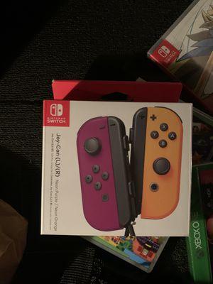 Nintendo Switch JoyCons (BrandNew) Nintendo Switch for Sale in Riverside, CA