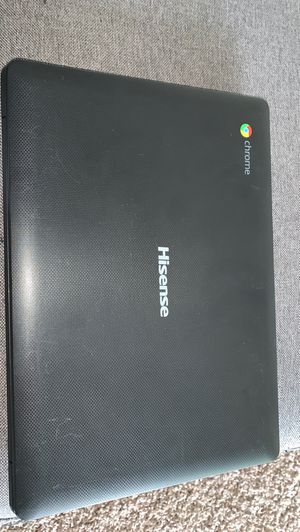 2017 Hisense Google Chromebook (black) for Sale in Oviedo, FL