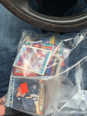 80s and 90s baseball and football cards for Sale in CT, US