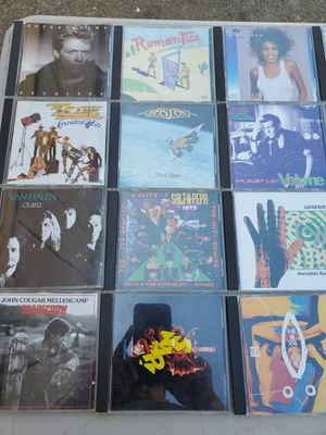 🎼💿CD'S IN GREAT CONDITION 🎶🎙 for Sale in Ontario, CA