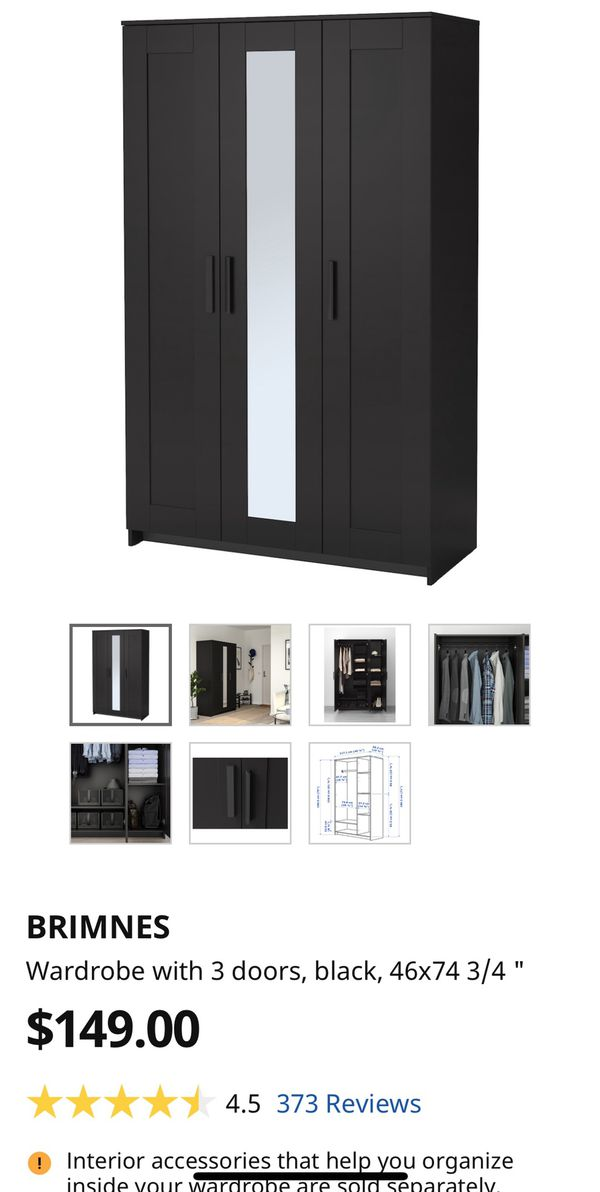IKEA Wardrobe Closet / Dresser