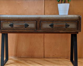 Small Console Table Chest Drawers Desk for Sale in Kirkland,  WA