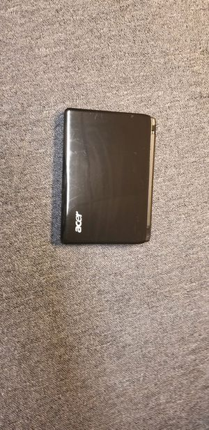 Acer mini netbook for $110 for Sale in Washington, DC