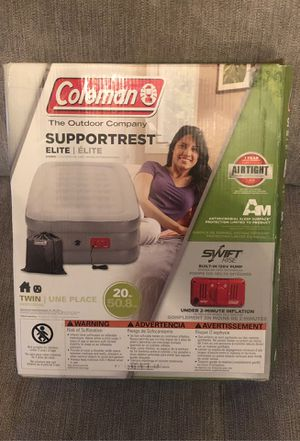Coleman Support Air Matress for Sale in Jonesboro, GA