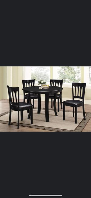 BRAND NEW!! - 5 PCS CIRCLE DINING ROOM SETS 7815 for Sale in Long Beach, CA