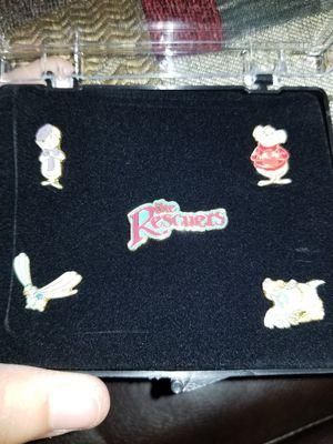 Disney Rescuers pins VHS release promo set for Sale in Las Vegas, NV