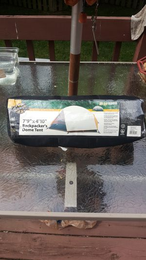 Backpackers Dome Tent for Sale in Columbus, OH