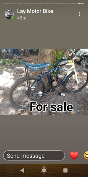 Motorized bicycle for Sale in North Miami, FL