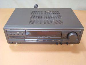 Technics Stereo AM/FM Receiver SA-EX320 AV Control Deck for Sale in Chula Vista, CA