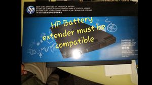 HP BB09 Ultra extended life Notebook battery for Sale in Deerfield Beach, FL
