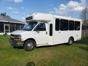 2011 Chevy express 4500 Handicap bus for Sale in Celebration, FL