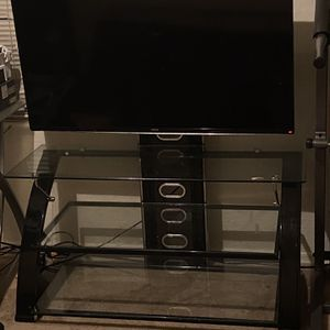 Tv 55 In And Stand for Sale in Surprise, AZ