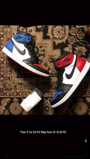 Air Jordan 1 Top 3 for Sale in Chicago, IL
