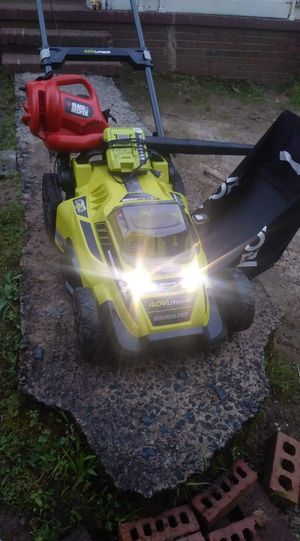 Ryobi Lawn mower for Sale in Charlotte, NC
