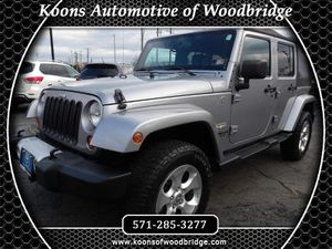 2013 Jeep Wrangler Unlimited for Sale in Woodbridge, VA