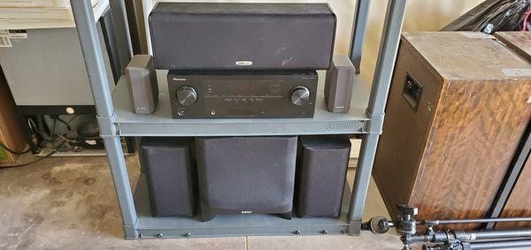 5.1 Surround Sound Speaker System