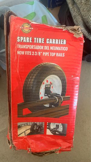 Carry On Trailer Spare Tire Carrier for Sale in Los Angeles, CA