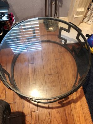 Round Coffee Table for Sale in Irvine, CA