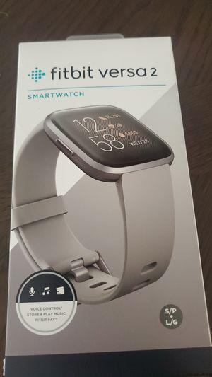 Fitbit versa 2 for Sale in Bayonne, NJ