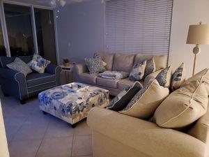 4 piece sofa set for Sale in Boca Raton, FL