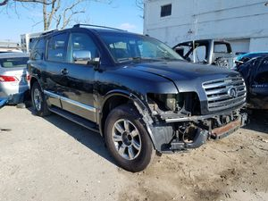 2007 Infiniti QX56 FOR PARTS ONLY all parts for sale for Sale in Union, NJ