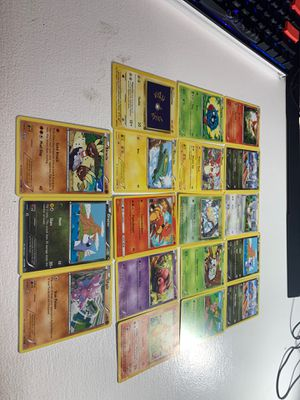 Pokémon cards lot 4 for Sale in Cleveland, OH