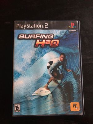 Surfing H3O ps2 game for Sale in Salisbury, NC