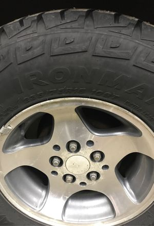 5 lug jeep wheels for Sale in Providence, RI