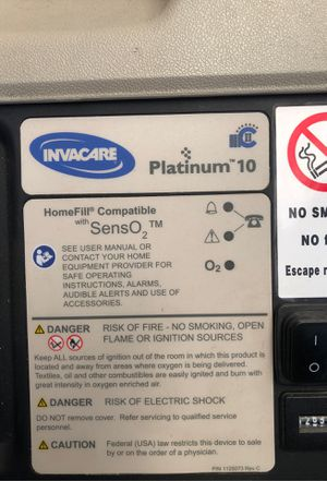 Oxygen concentrator for Sale in Antioch, CA