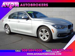 2016 BMW 3 Series for Sale in Avon, MA