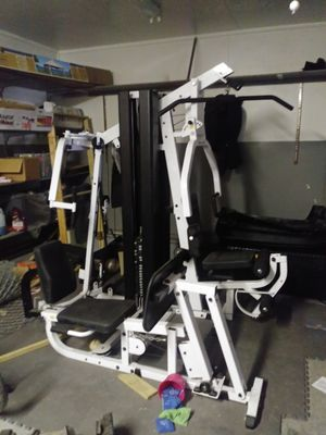 Body Solid Home Gym for Sale in Norfolk, VA