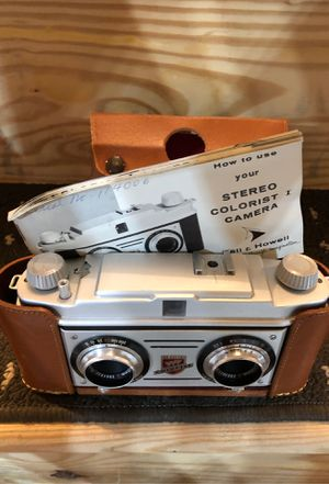 Bell & Howell Stereo colorist Camera for Sale in Harrisburg, PA
