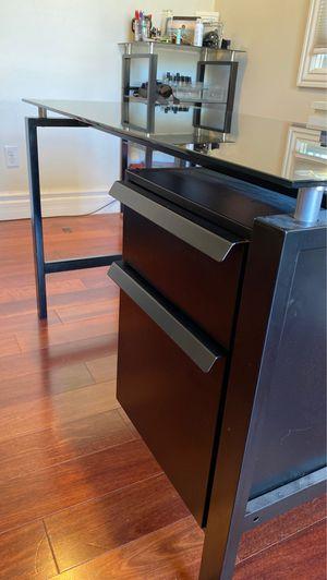 Office Depot Work Desk Set for Sale in Laguna Hills, CA