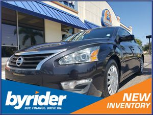 2013 Nissan Altima for Sale in Pinellas Park, FL