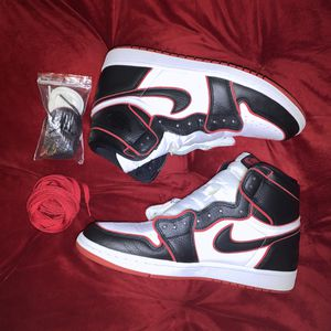 Air Jordan 1 Retro High OG BLOODLINE Size 12 for Sale in Dania Beach, FL
