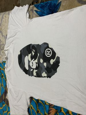 Bape City Camo T Shirt ( Bape Glow in the dark) for Sale in Everett, WA