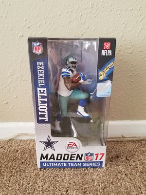 Ezekiel Elliot Madden NFL 2017 Ultimate Team Series Collectible for Sale in Grapevine, TX